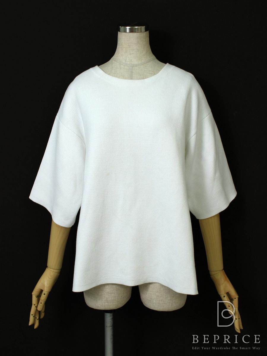 ドゥロワー Tシャツ カットソー トップス カットソー 長袖 薄シミあり