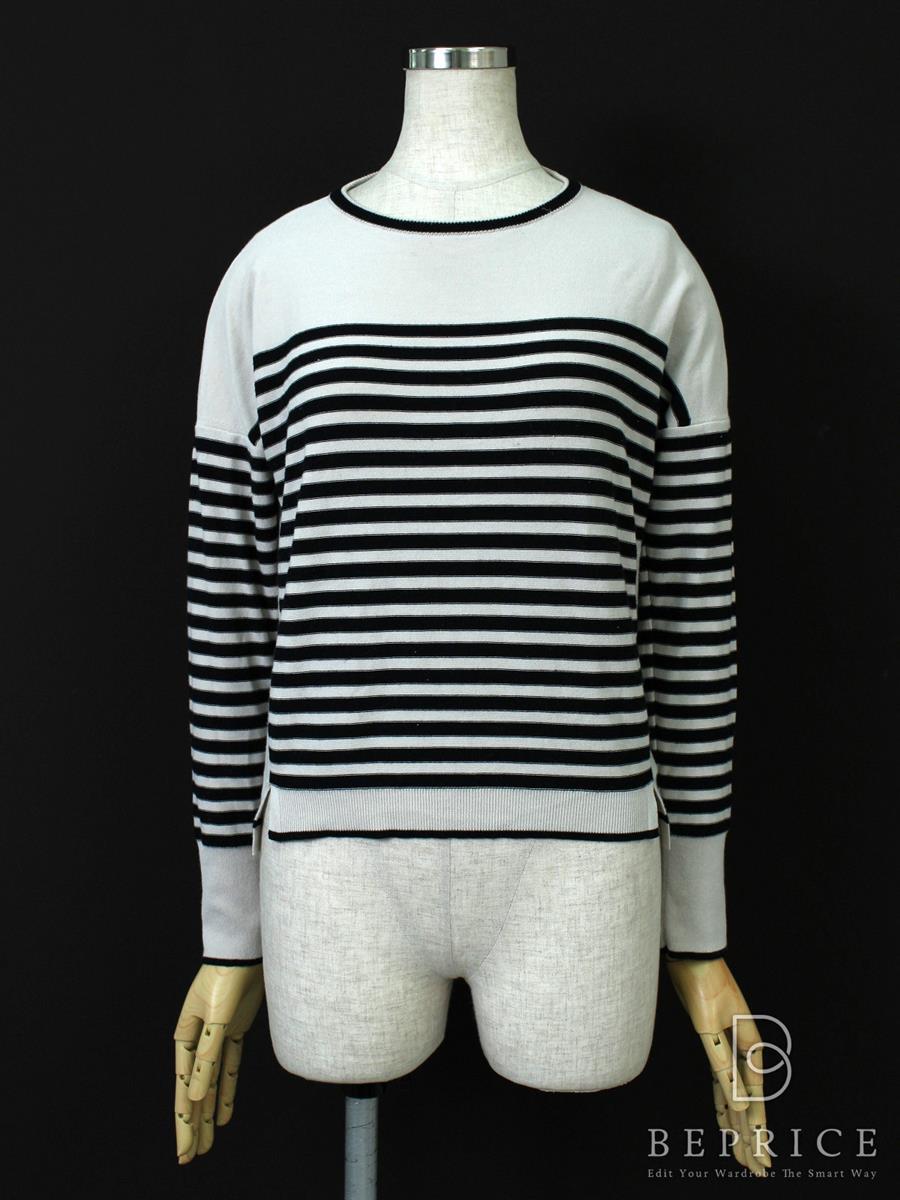フォクシーブティック Tシャツ カットソー トップス Parisien Cecile 薄シミあり 35619