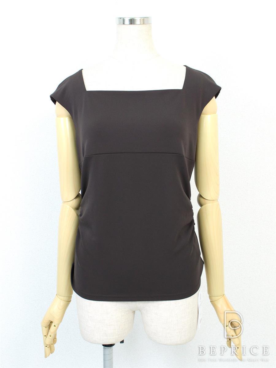 フォクシーニューヨーク Tシャツ カットソー トップス 小顔タンク 25965