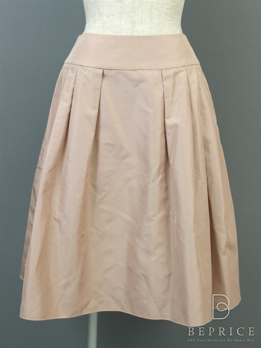 フォクシーブティック スカート スカート シルク フレアー 36389