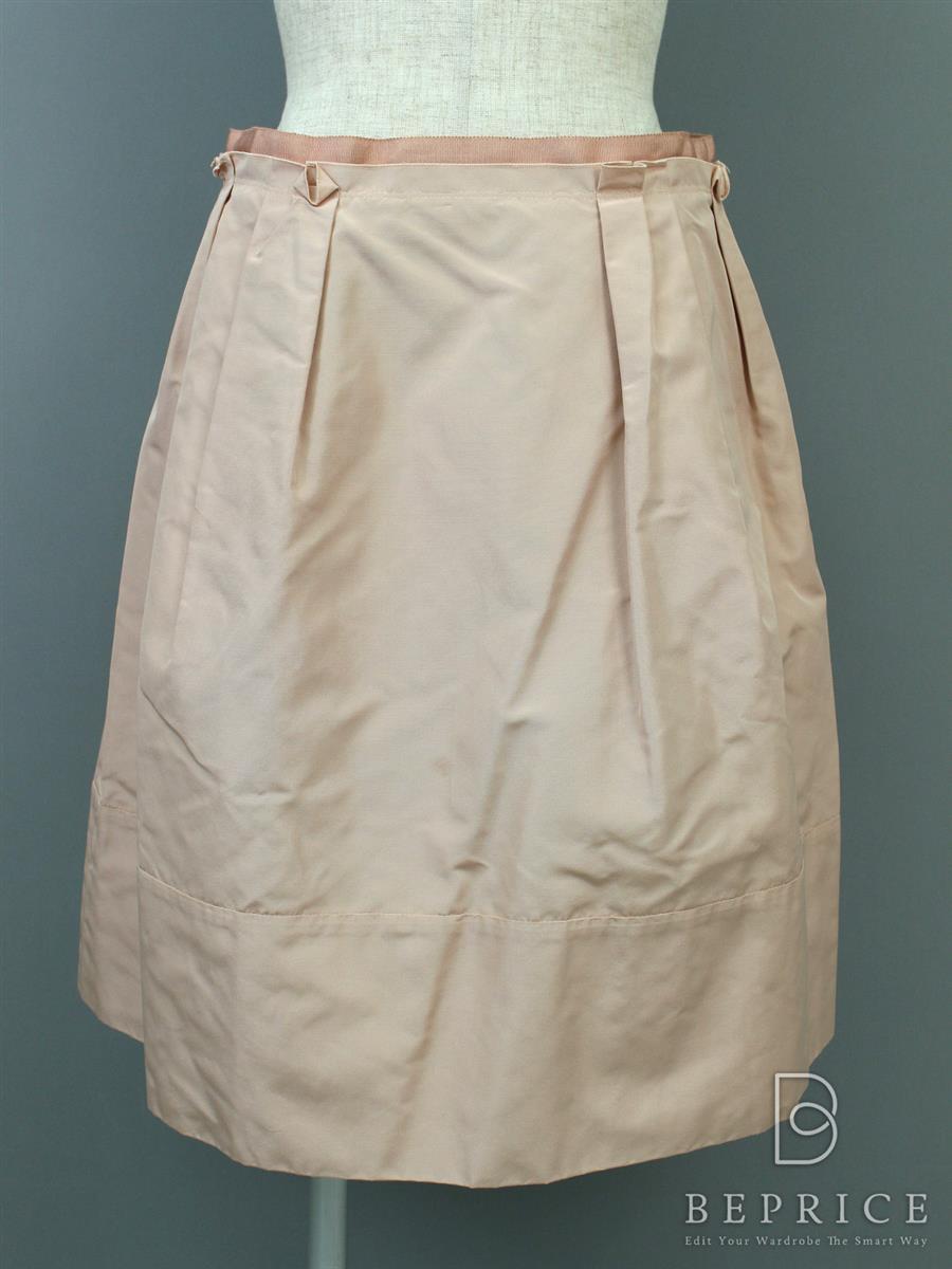 フォクシーブティック スカート スカート シルク 26407