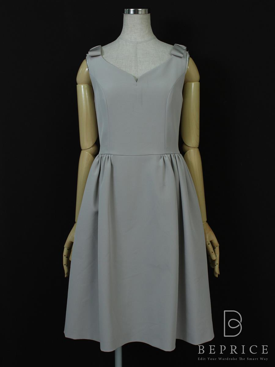 フォクシーニューヨーク ワンピース ワンピース Dress 胸薄シミあり 36462