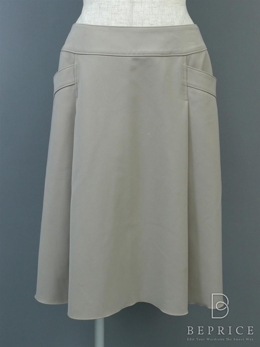フォクシーニューヨーク スカート スカート ストレッチスムース シミあり 25076
