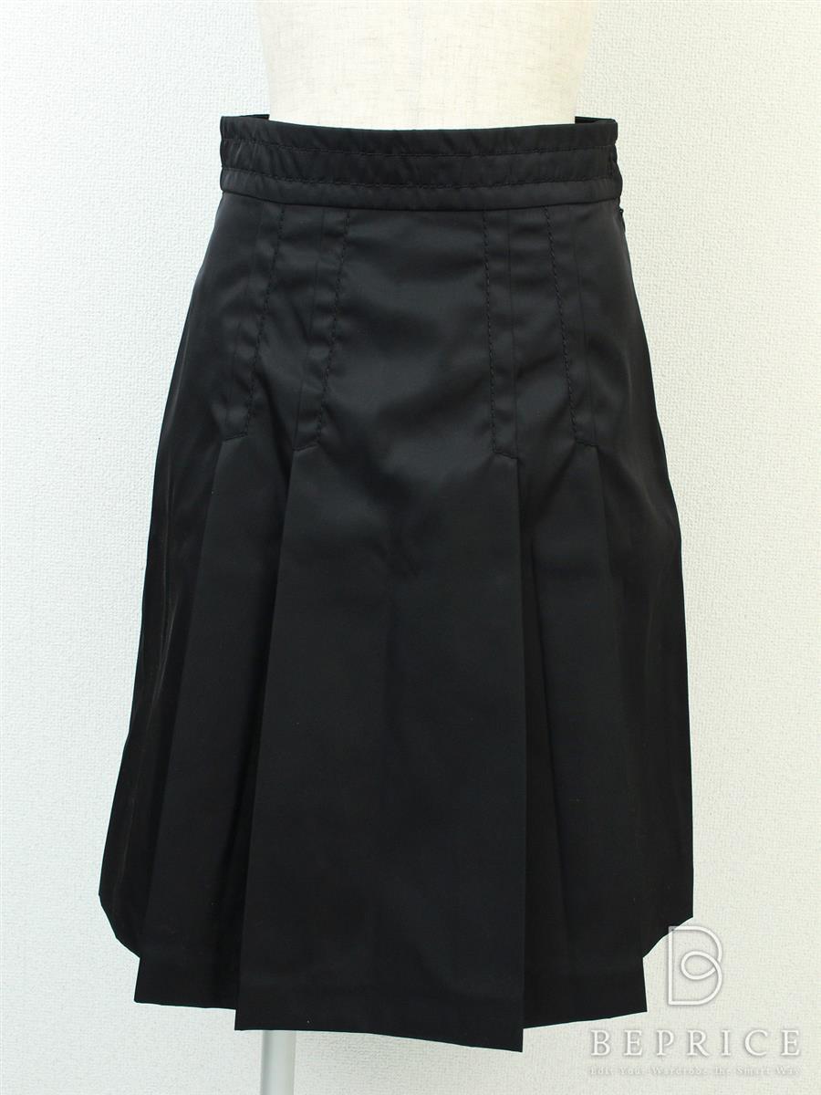 プラダ スカート スカート フレアー