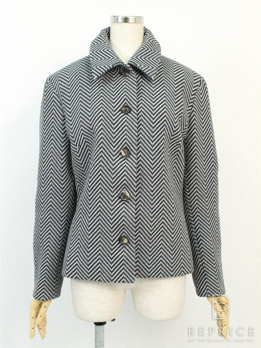 セリーヌ ジャケット ジャケット 衿付
