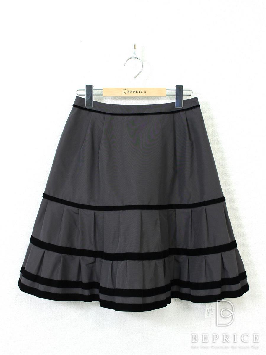 フォクシーブティック スカート スカート ベルベットリング 29135