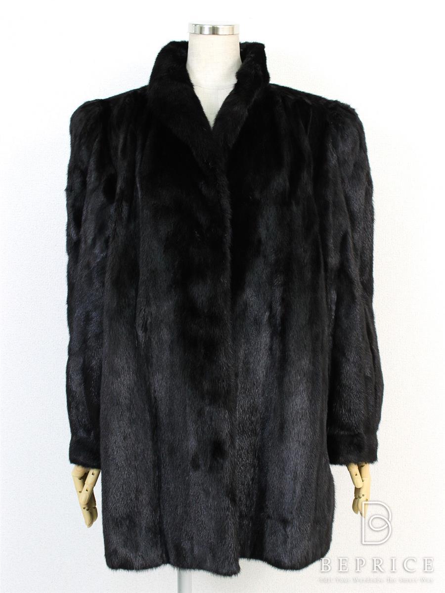 サガミンク 毛皮 コート SAGA サガゴールド 毛皮 コート ミンクファー