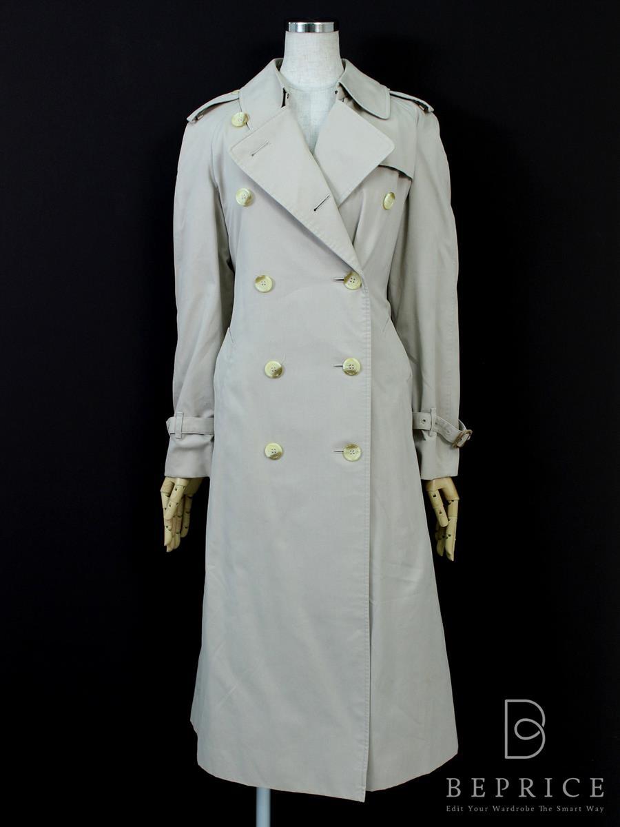 バーバリー コート トレンチコート 薄変色あり