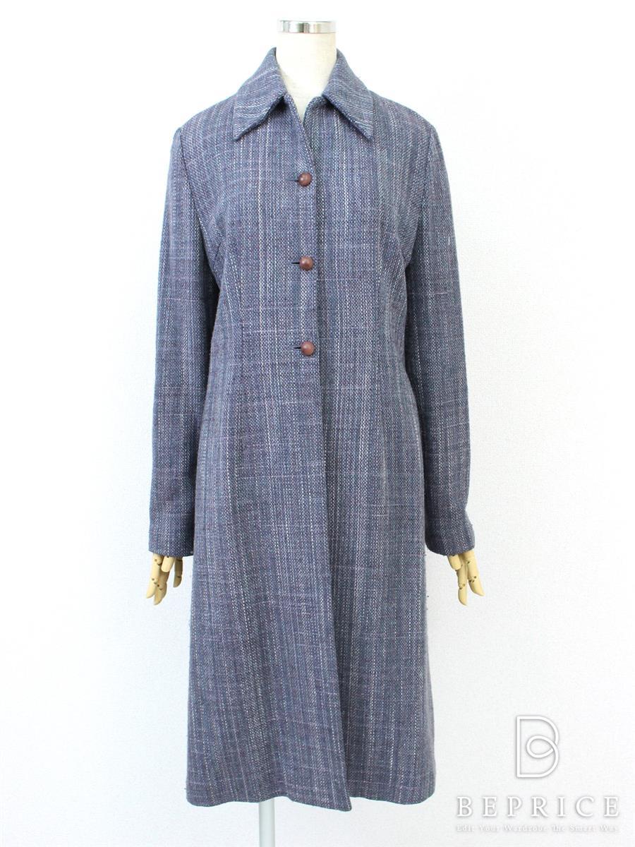 シビラ コート コート 衿付