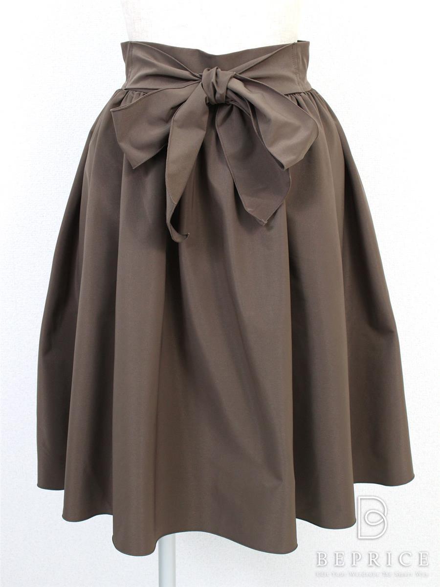 フォクシーニューヨーク スカート スカート フレアー 25434