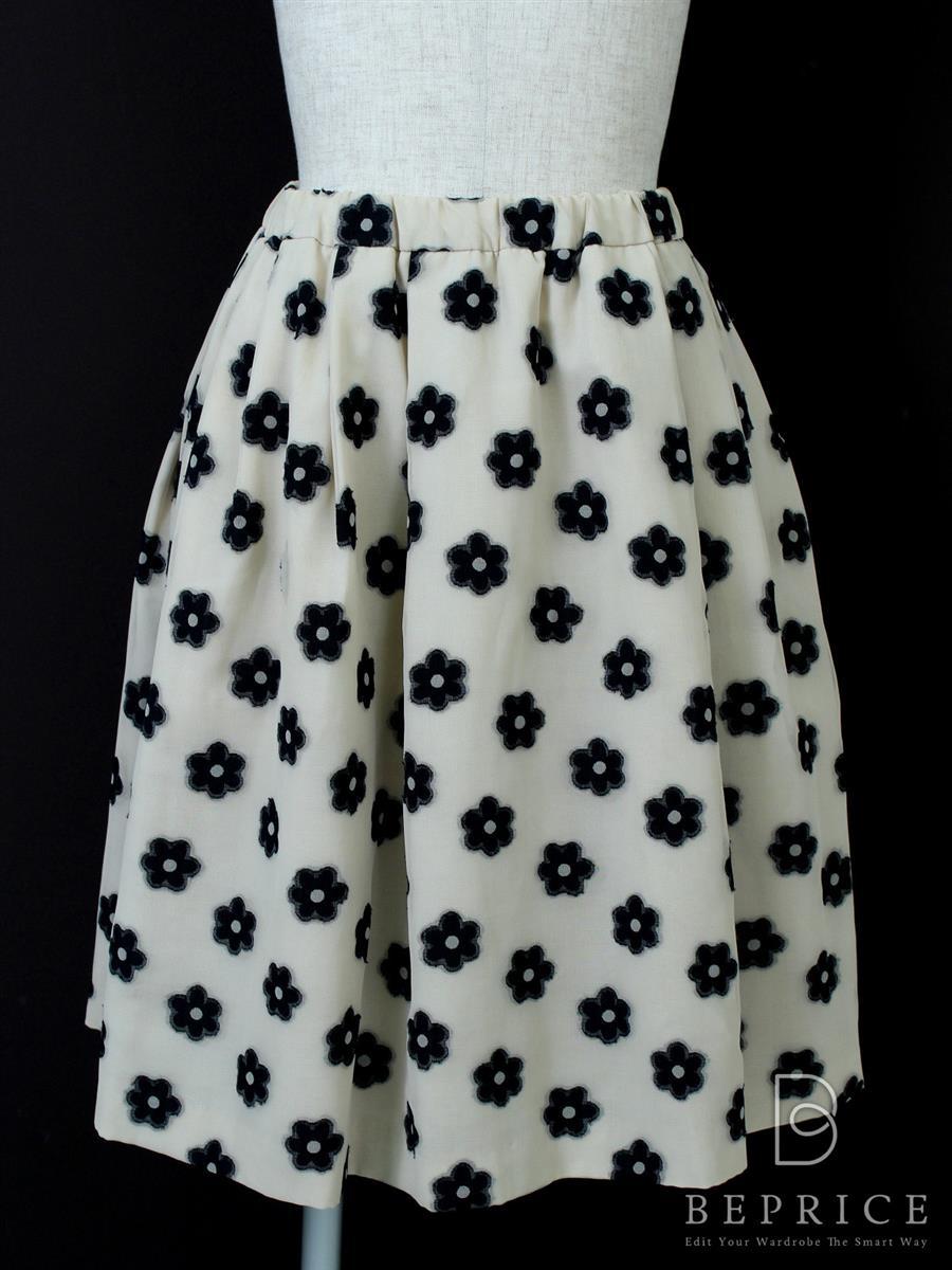 トッカ スカート スカート 花柄