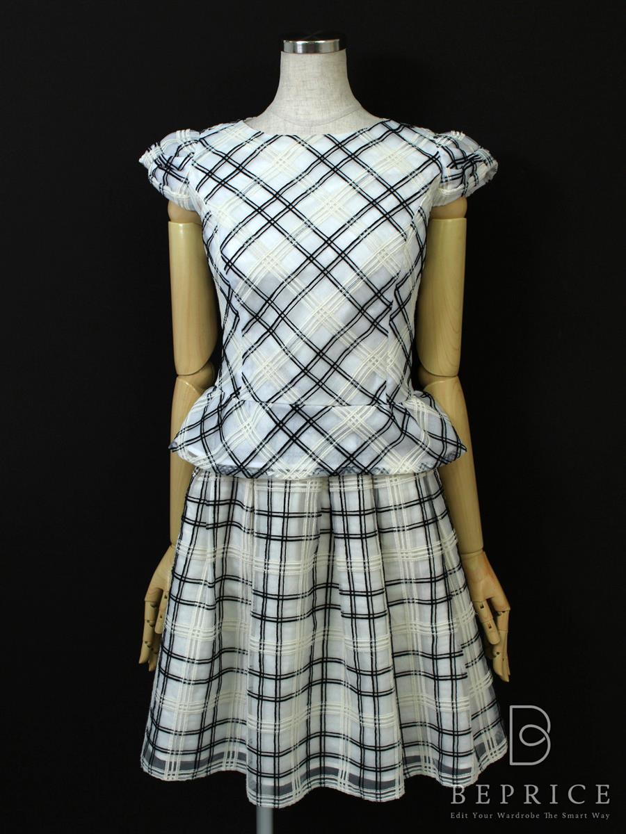 トッカ スカート セットアップ 半袖
