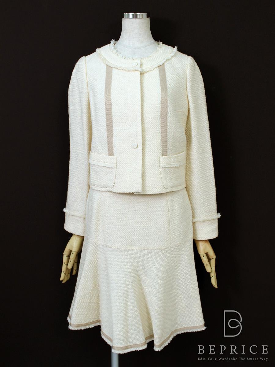 エムズグレイシー セットアップ セットアップ スカート ジャケット