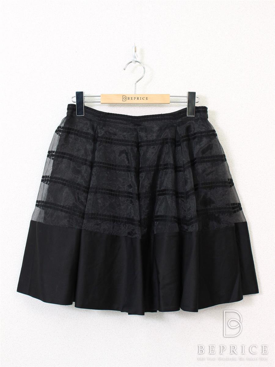 フォクシーニューヨーク スカート スカート Pleat Short 34844