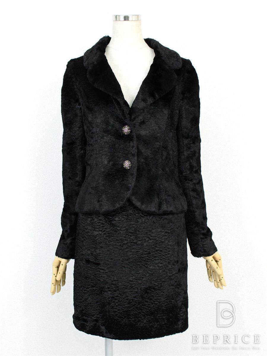 ハロッズ スカートスーツ スーツ スカート ジャケット