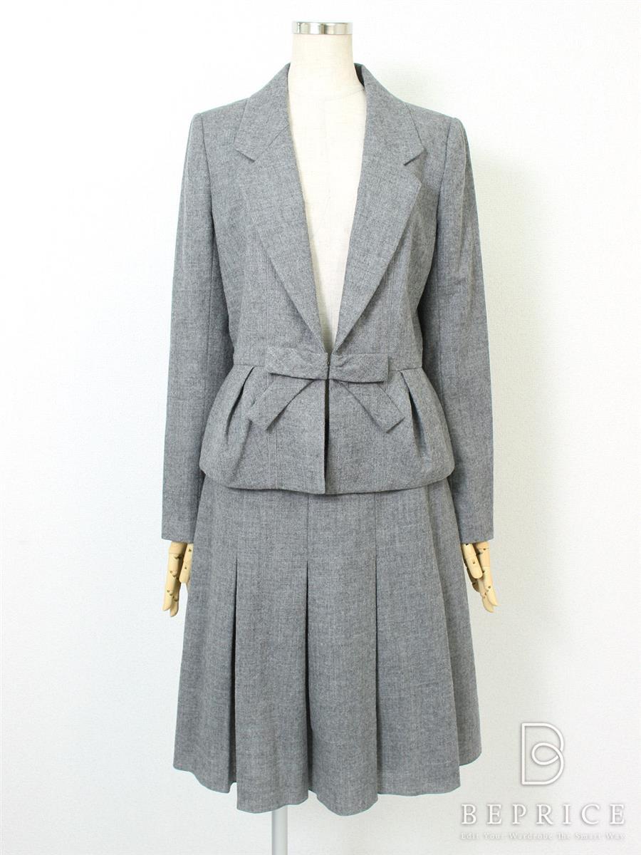 ポールカ スカートスーツ スーツ スカート ジャケット