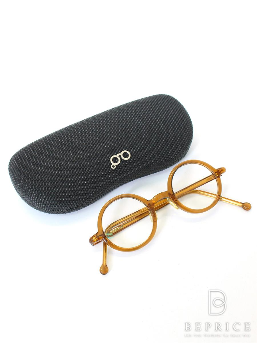 白山眼鏡店 メガネフレーム 丸メガネ