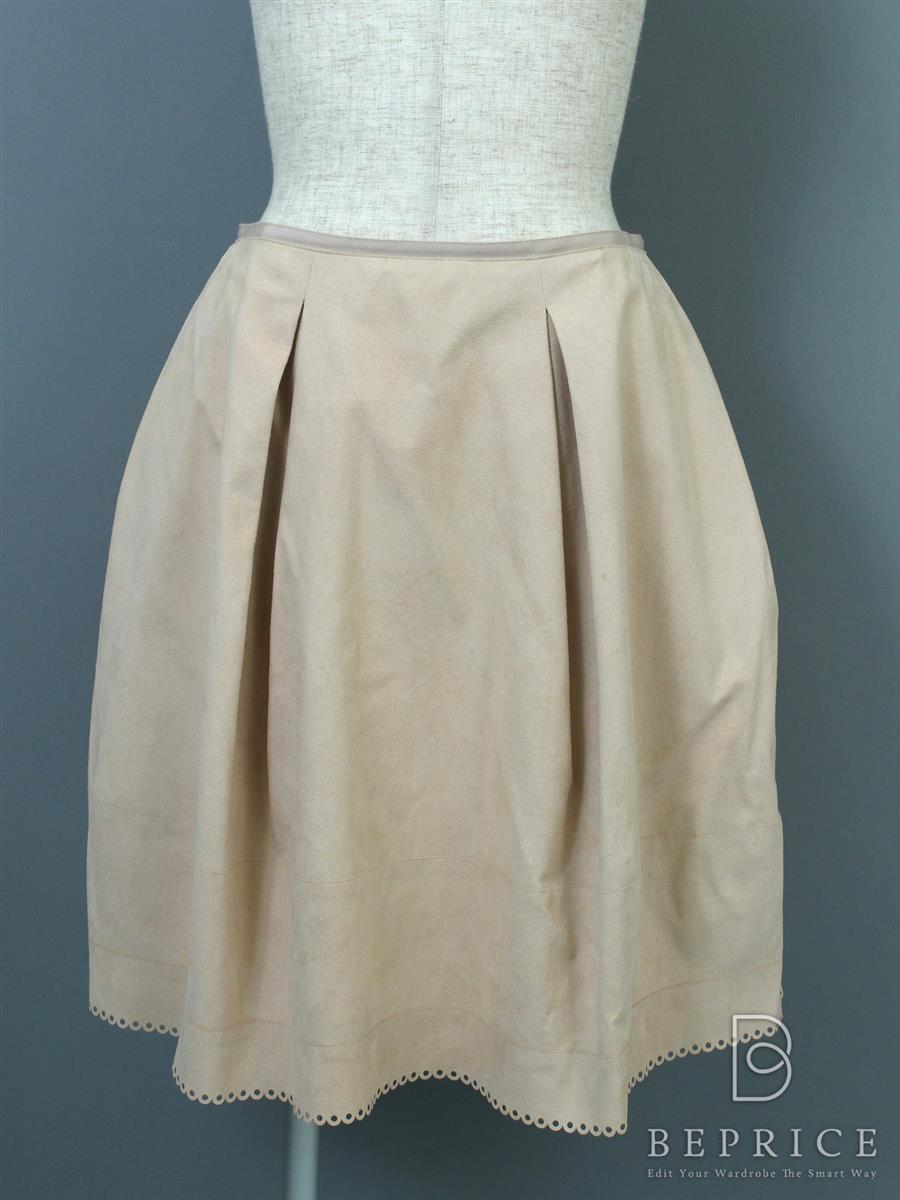 デイジーリンパリス スカート スカート デイジースウェード 薄シミあり 32671