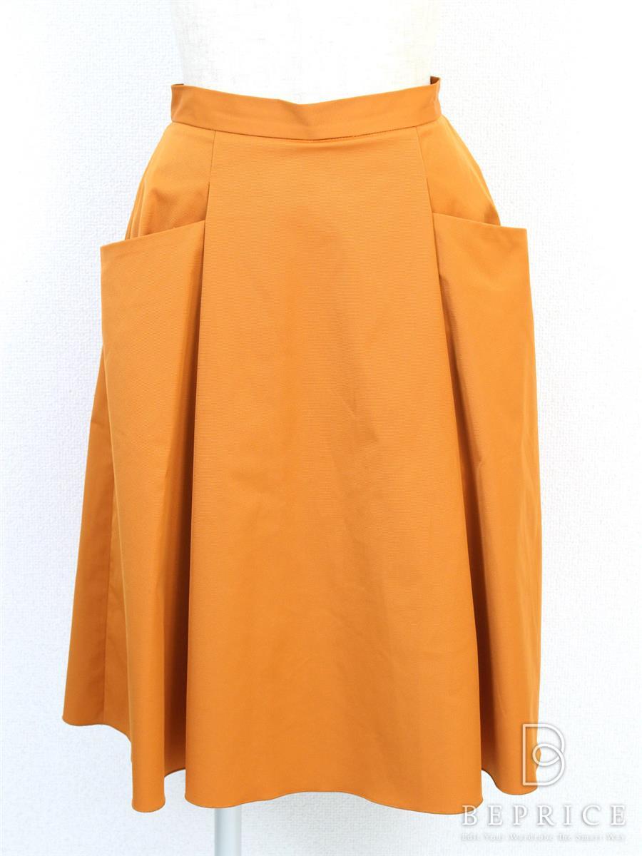 フォクシーニューヨーク スカート スカート ストレッチグログラン 22549