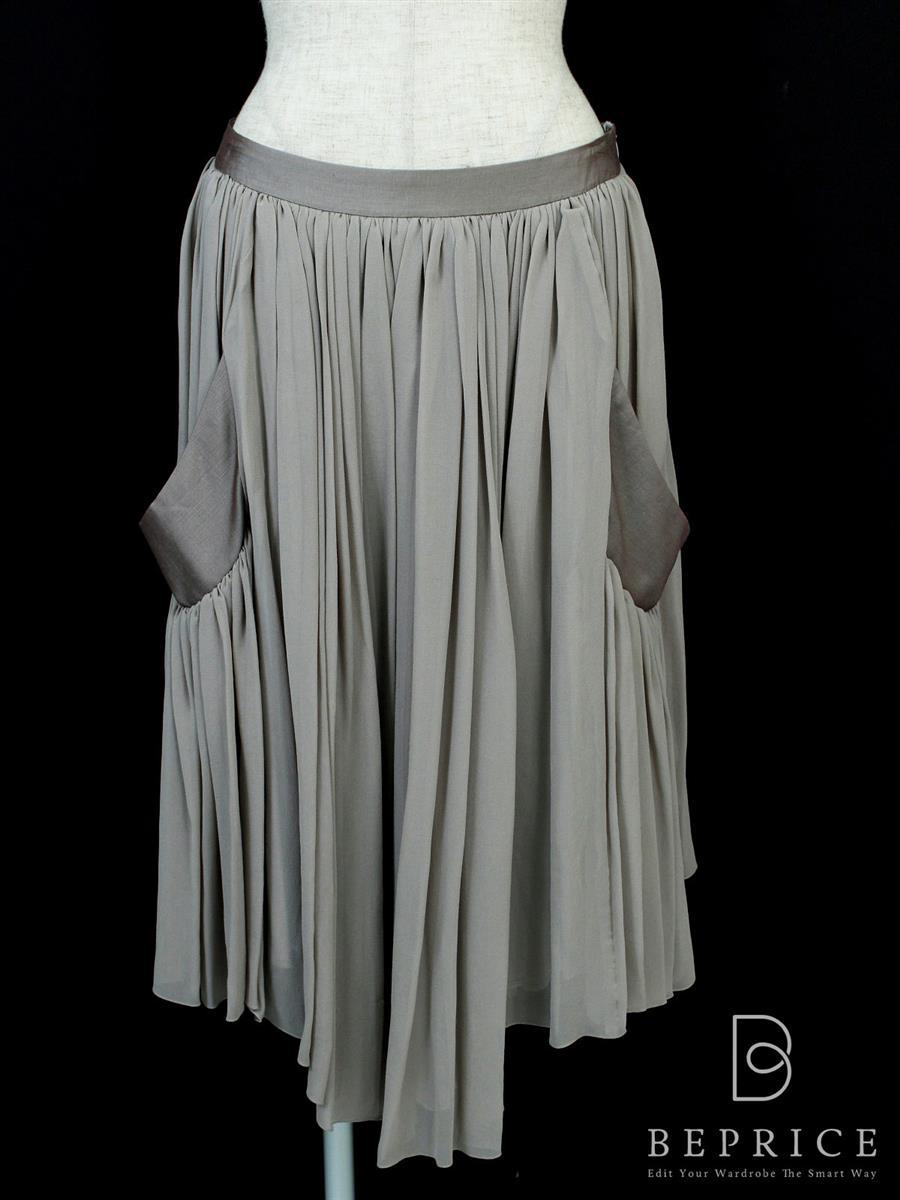 アディアム スカート スカート プリーツ 30248