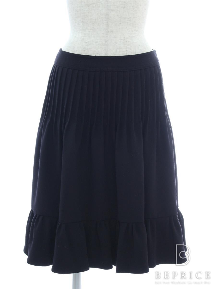 コトゥー スカート スカート プリーツ フレアー