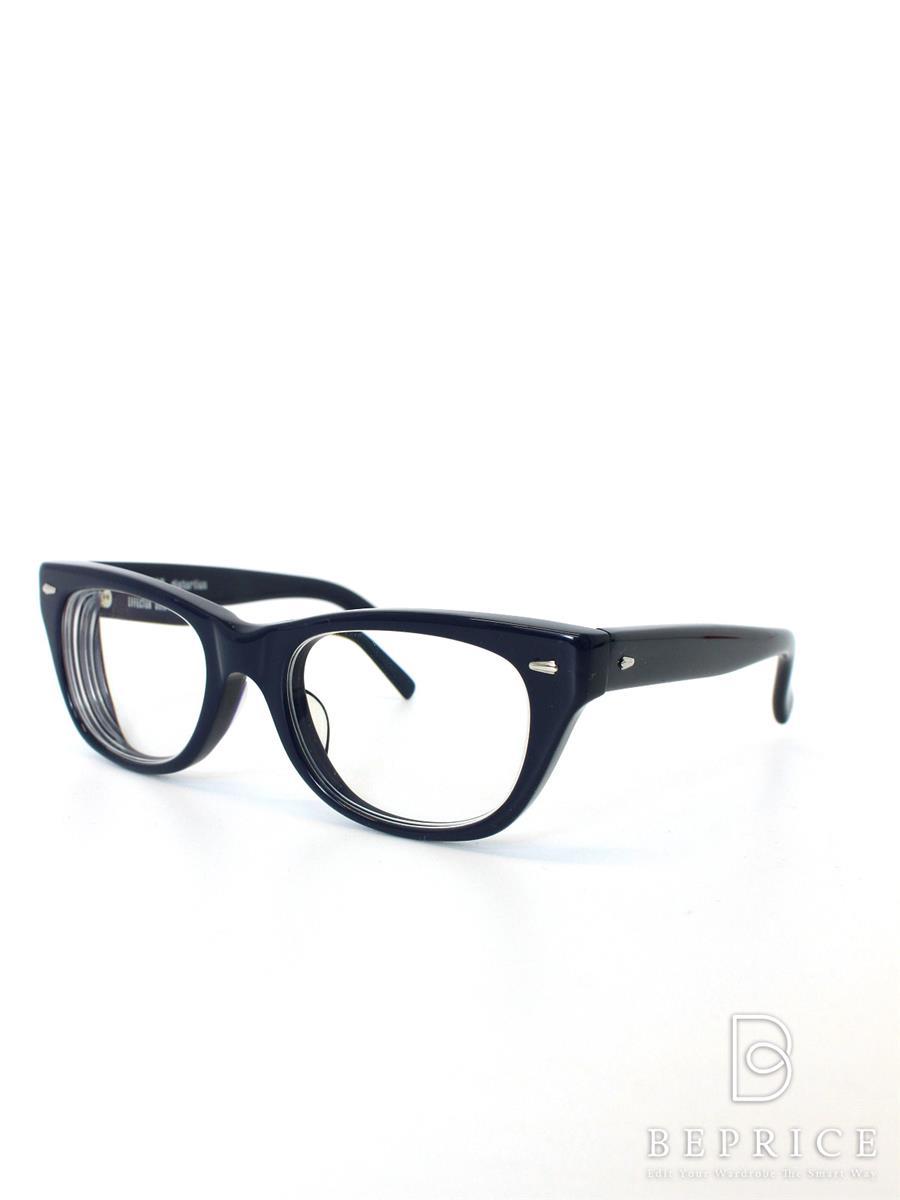 エフェクター 眼鏡フレーム セルフルリム distortion