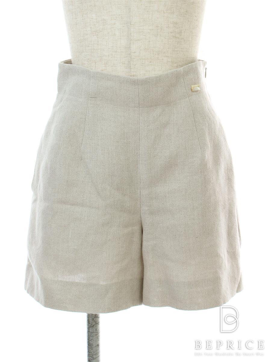 フォクシーブティック パンツ パンツ Linen Short 34114