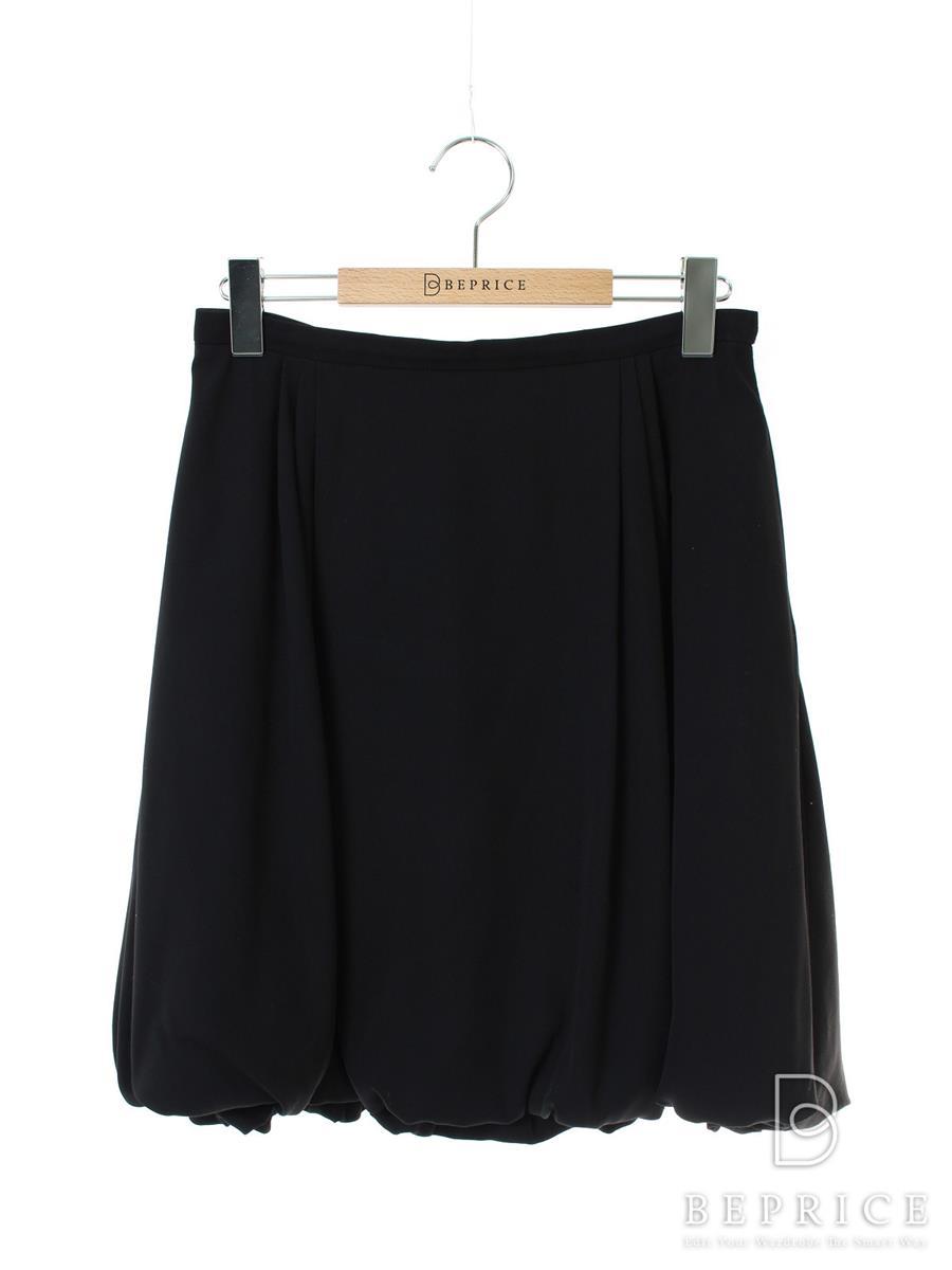 フォクシーニューヨーク スカート バルーン 糸ツレあり
