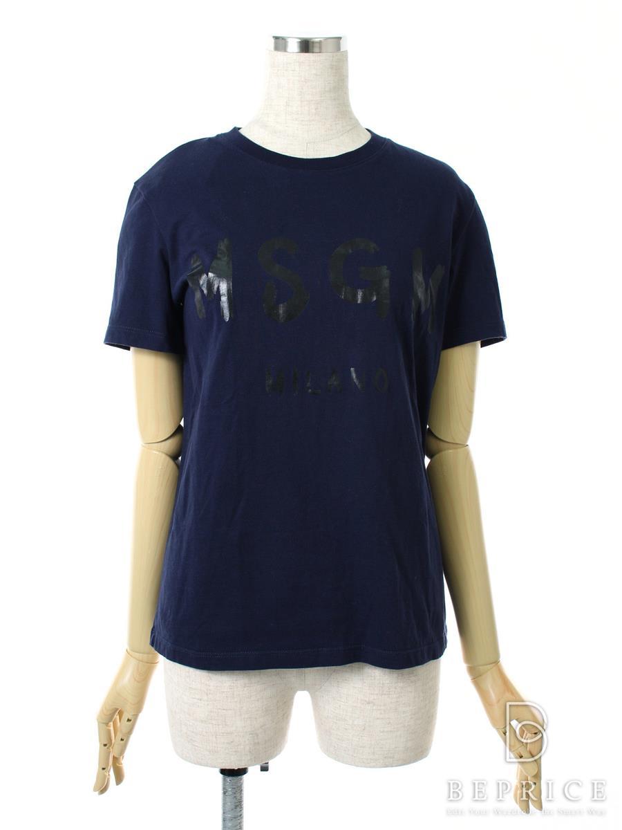 エムエスジーエム トップス Tシャツ 半袖 ロゴ