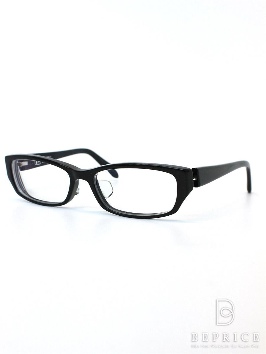 金子眼鏡 メガネ ブラック