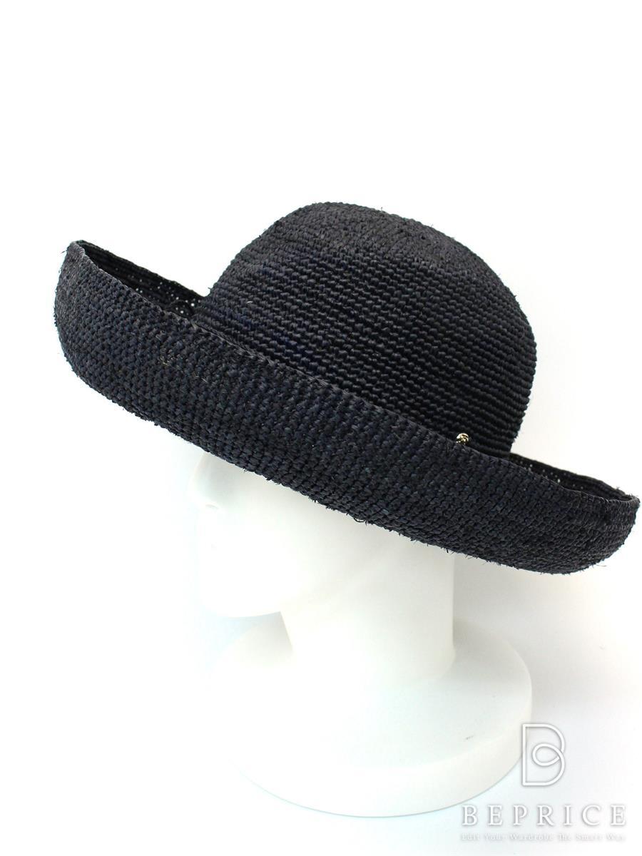 帽子 ラフィア ハット