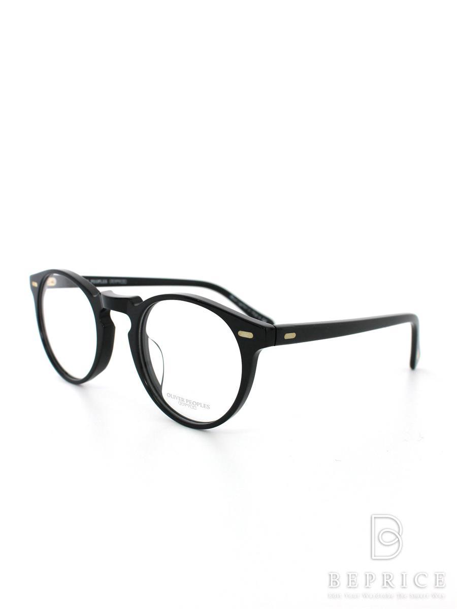 オリバーピープルズ メガネ OLIVER PEOPLES オリバーピープルズ 眼鏡 GREGORY PECK