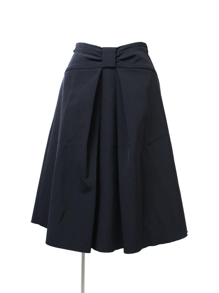 フォクシーニューヨーク スカート スレンダーフレア