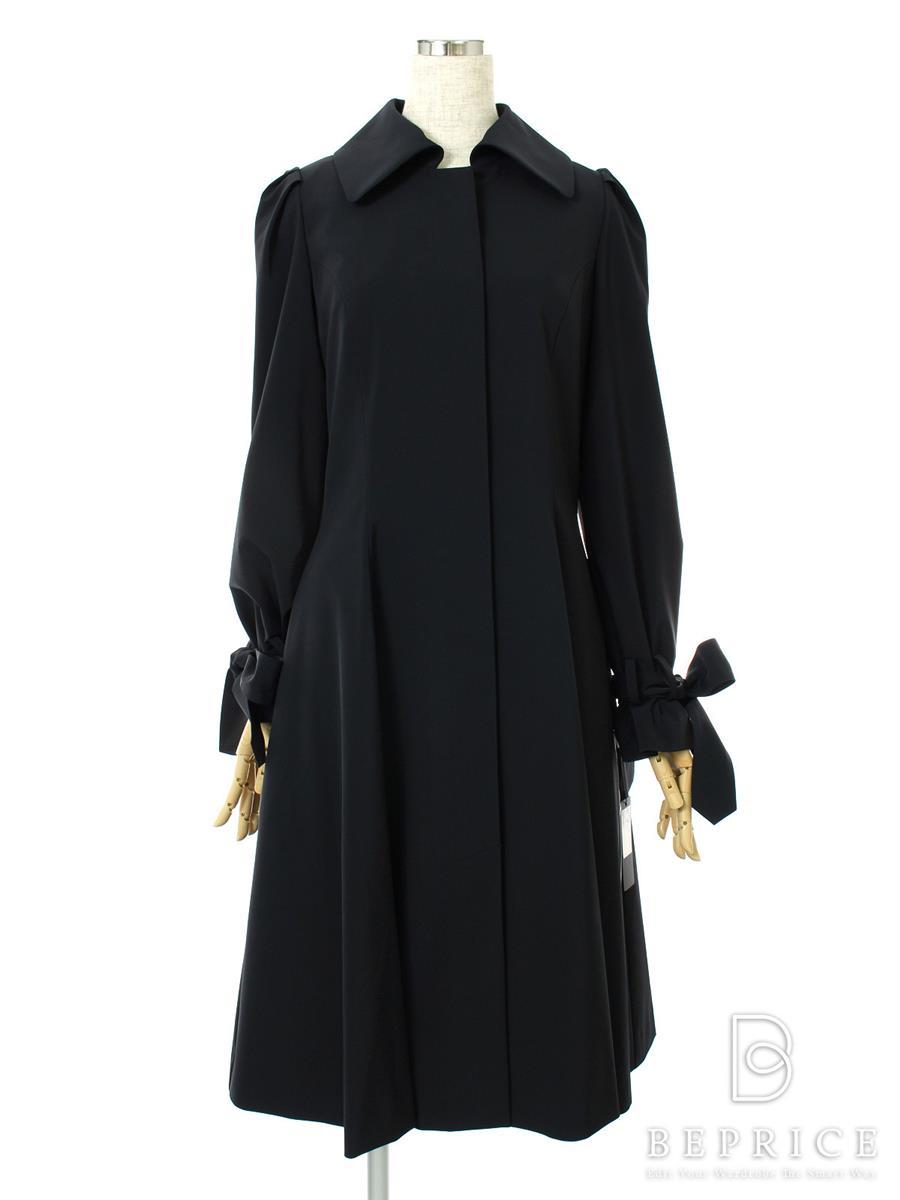 フォクシーニューヨーク コート Dropped Waist Trench Coat