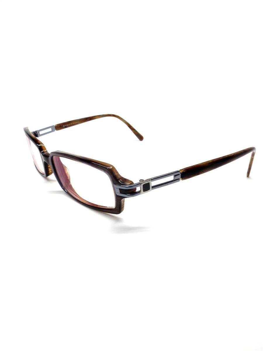 ブルガリ 眼鏡 メガネフレーム【52□17 135】