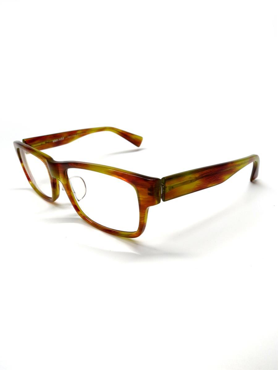 アランミクリ 眼鏡 メガネフレーム【52□18 140】