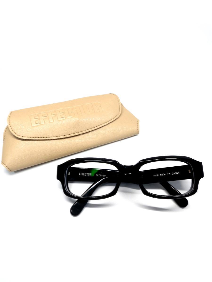 エフェクター 眼鏡 メガネフレーム octaver