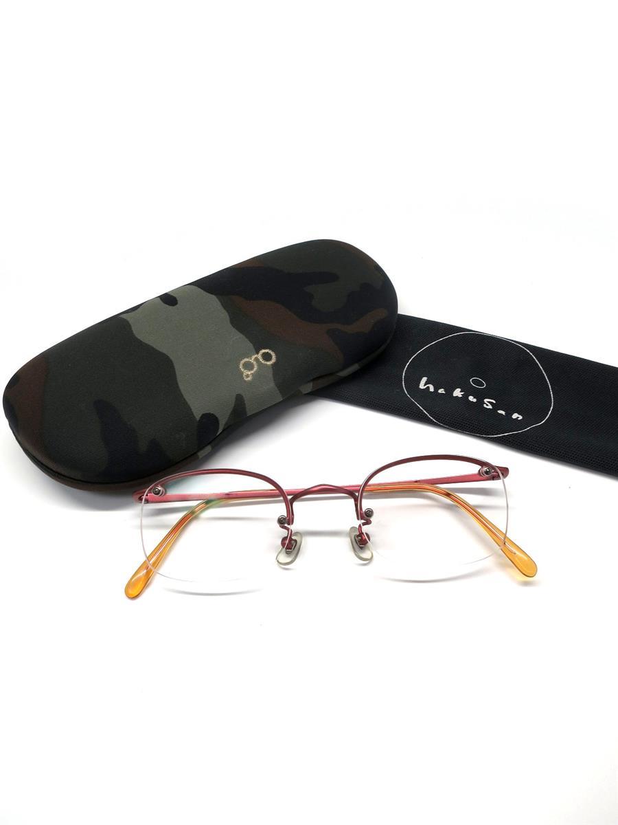 白山眼鏡店 眼鏡 メガネフレーム チタニウム