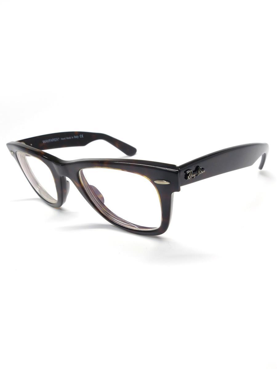 レイバン 眼鏡 メガネフレーム WAYFARER【47□22】
