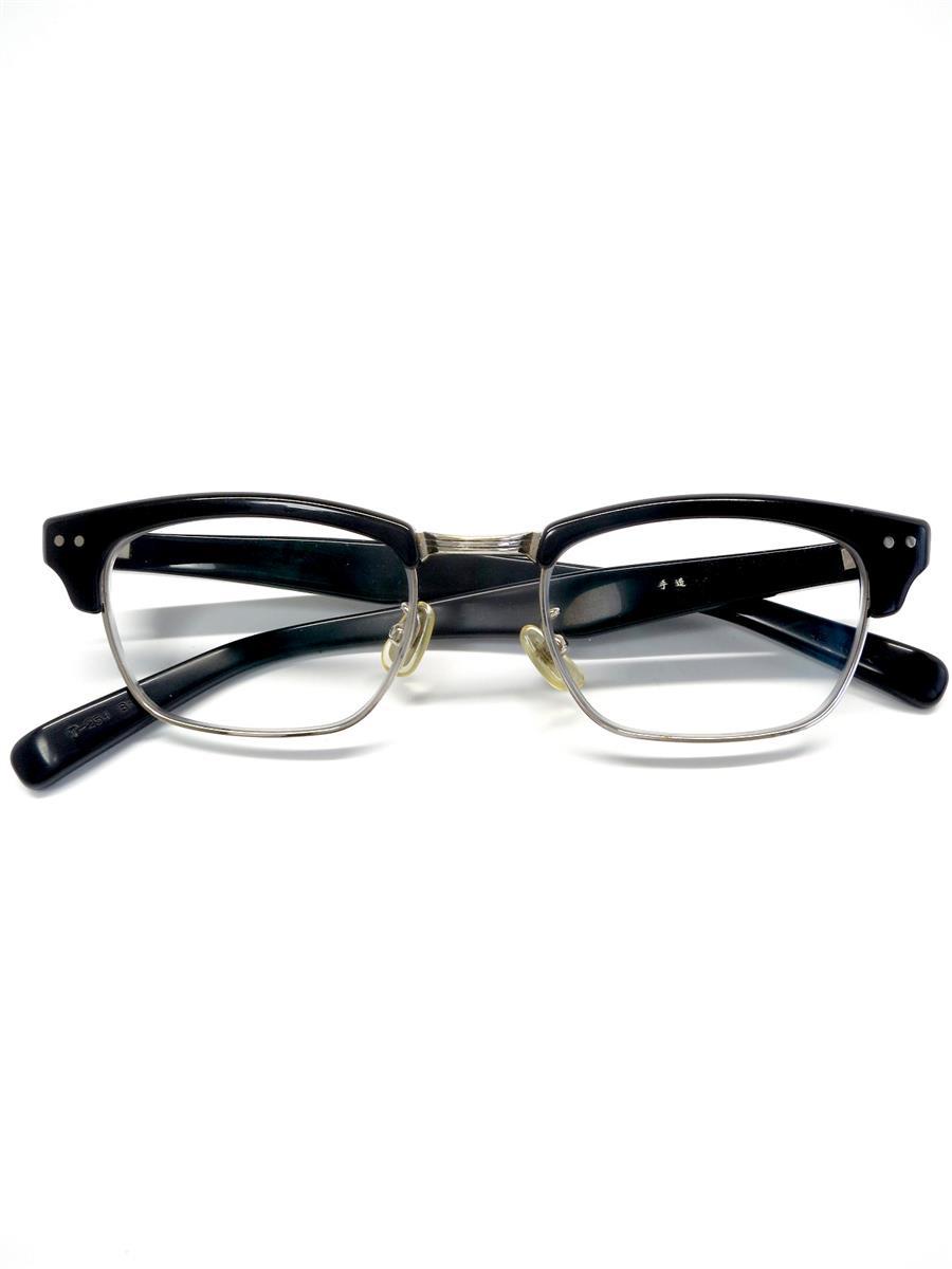 金子眼鏡 眼鏡 メガネフレーム ブロウ