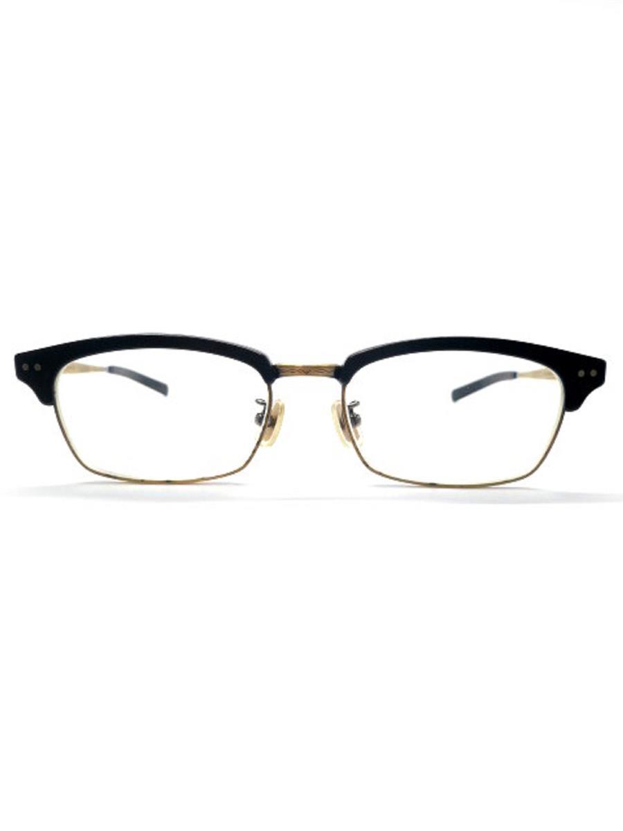 金子眼鏡 眼鏡 メガネフレーム サーモント ブロウ