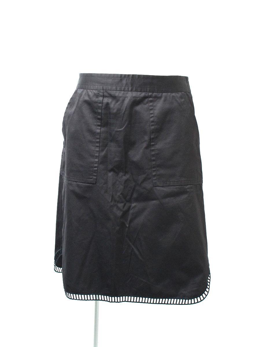 ドゥロワー スカート 台形