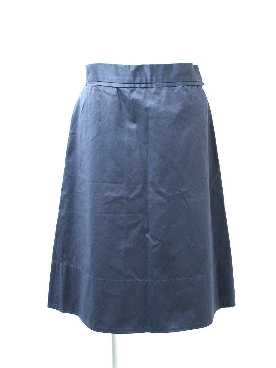 ドゥロワー スカート フレアー