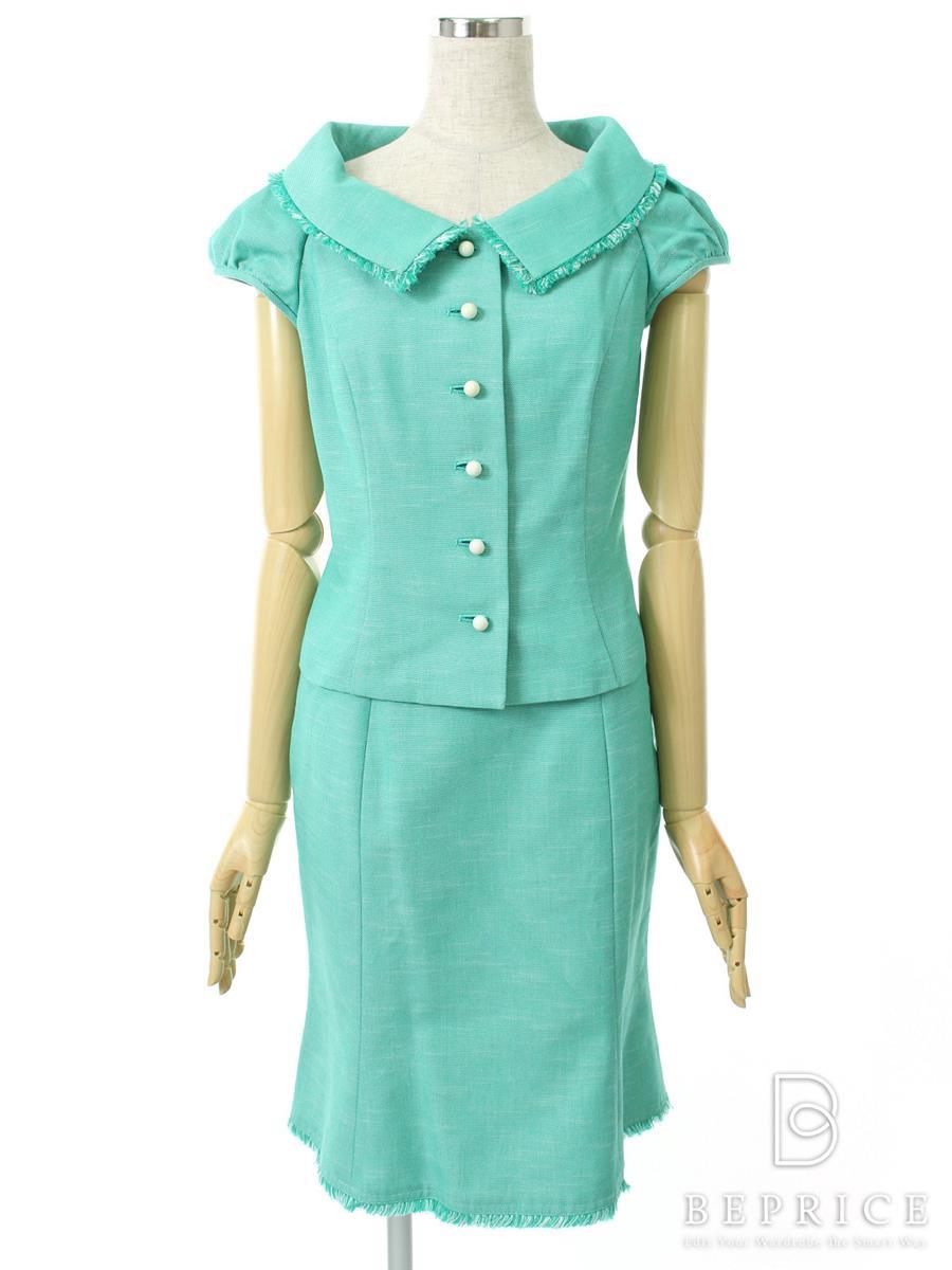 エムズグレイシー セットアップ スーツ セットアップ 半袖ジャケット スカート