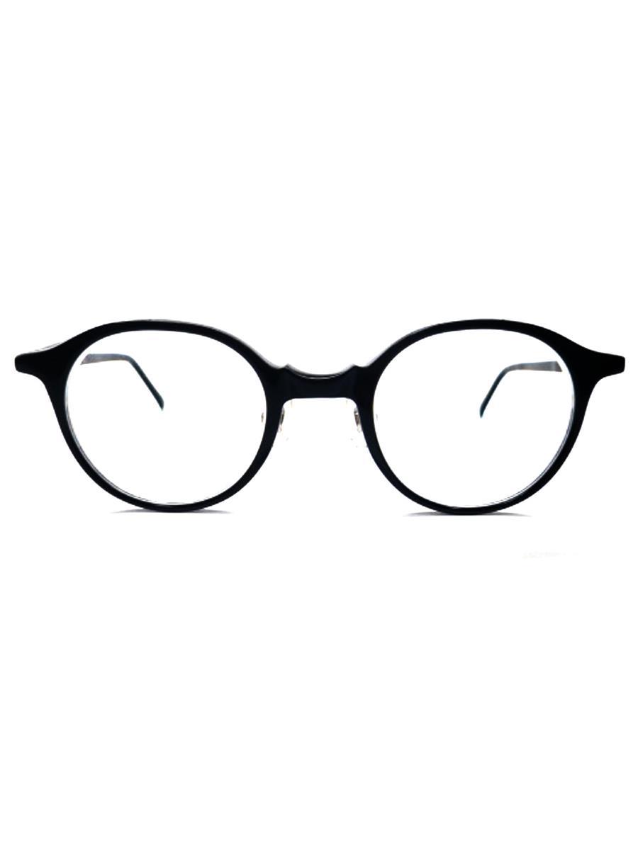 白山眼鏡店 眼鏡 メガネフレーム ボストン 丸