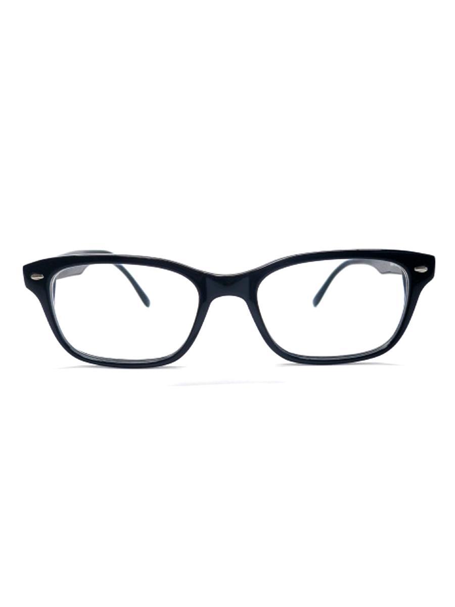 レイバン 眼鏡 メガネフレーム ウェリントン 【52□18 145】