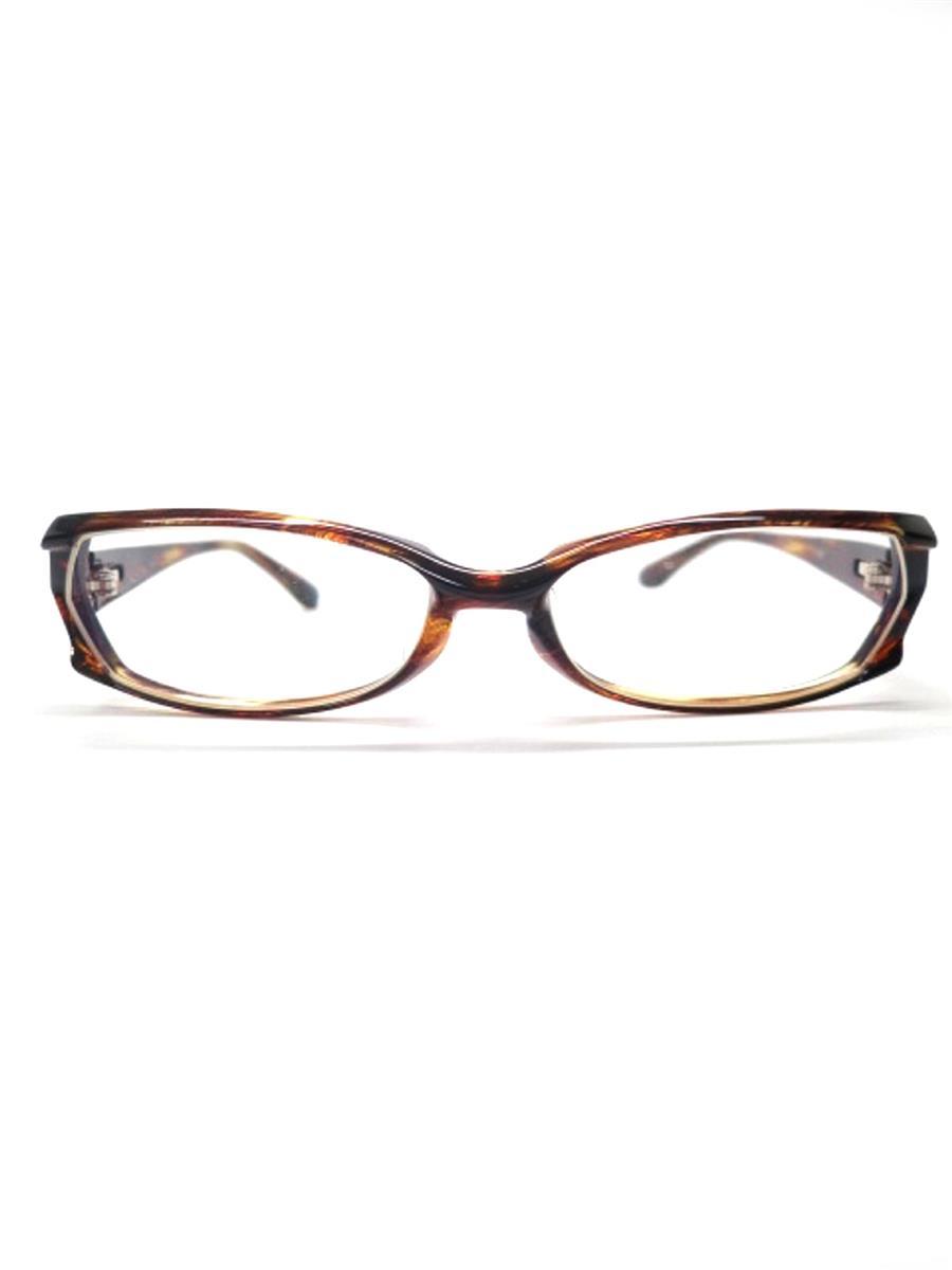 ジャポニズム 眼鏡 メガネフレーム デミ柄【55□16】