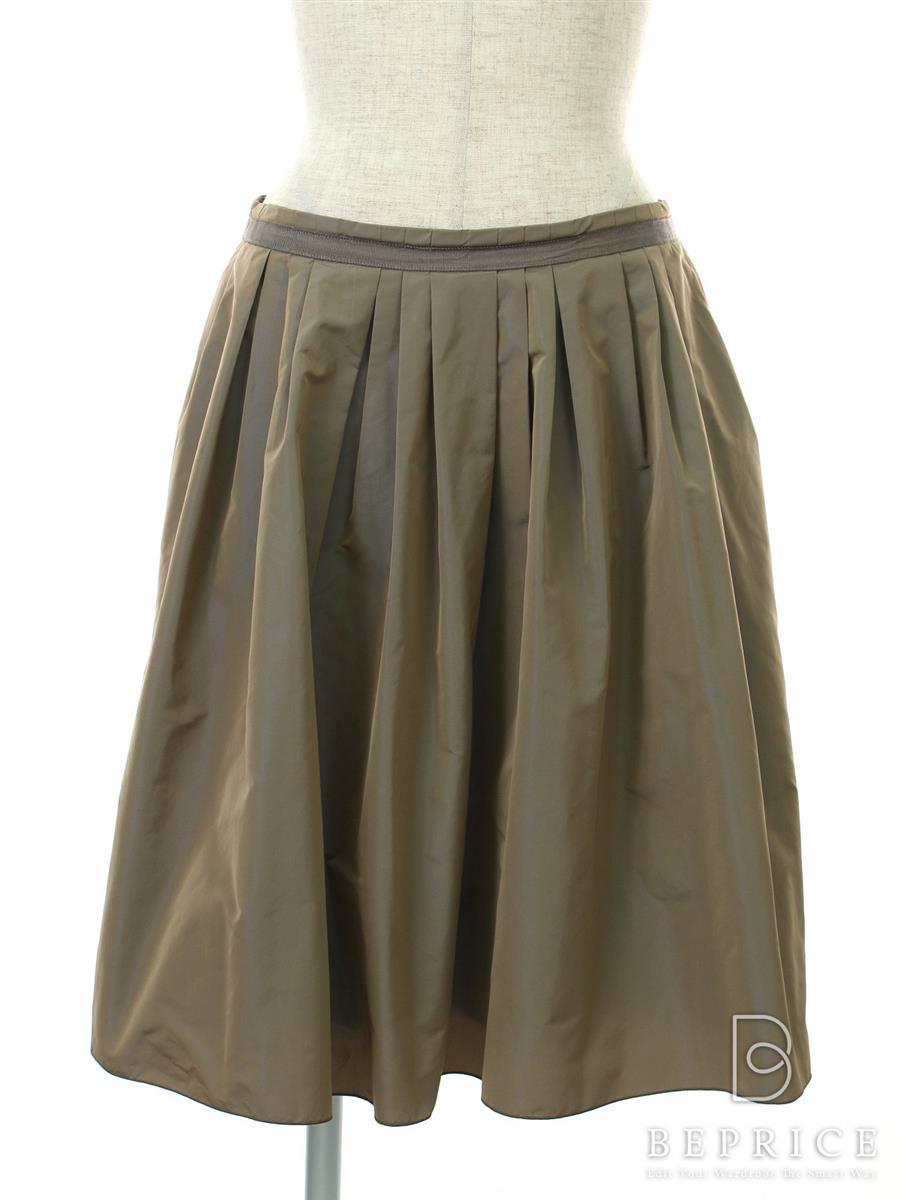 フォクシーブティック スカート スカート タフタ 25012