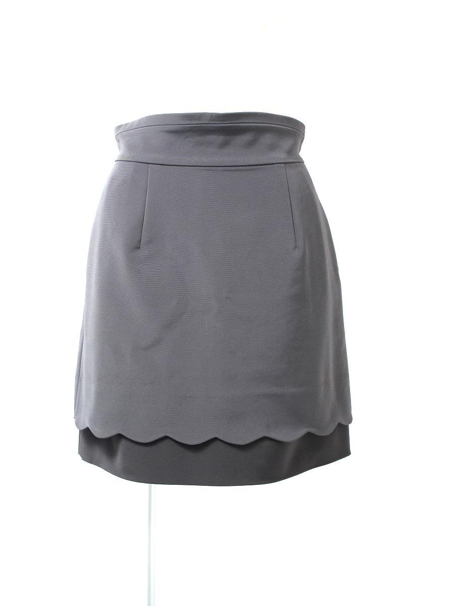 フォクシーニューヨーク スカート リトルマーメイド