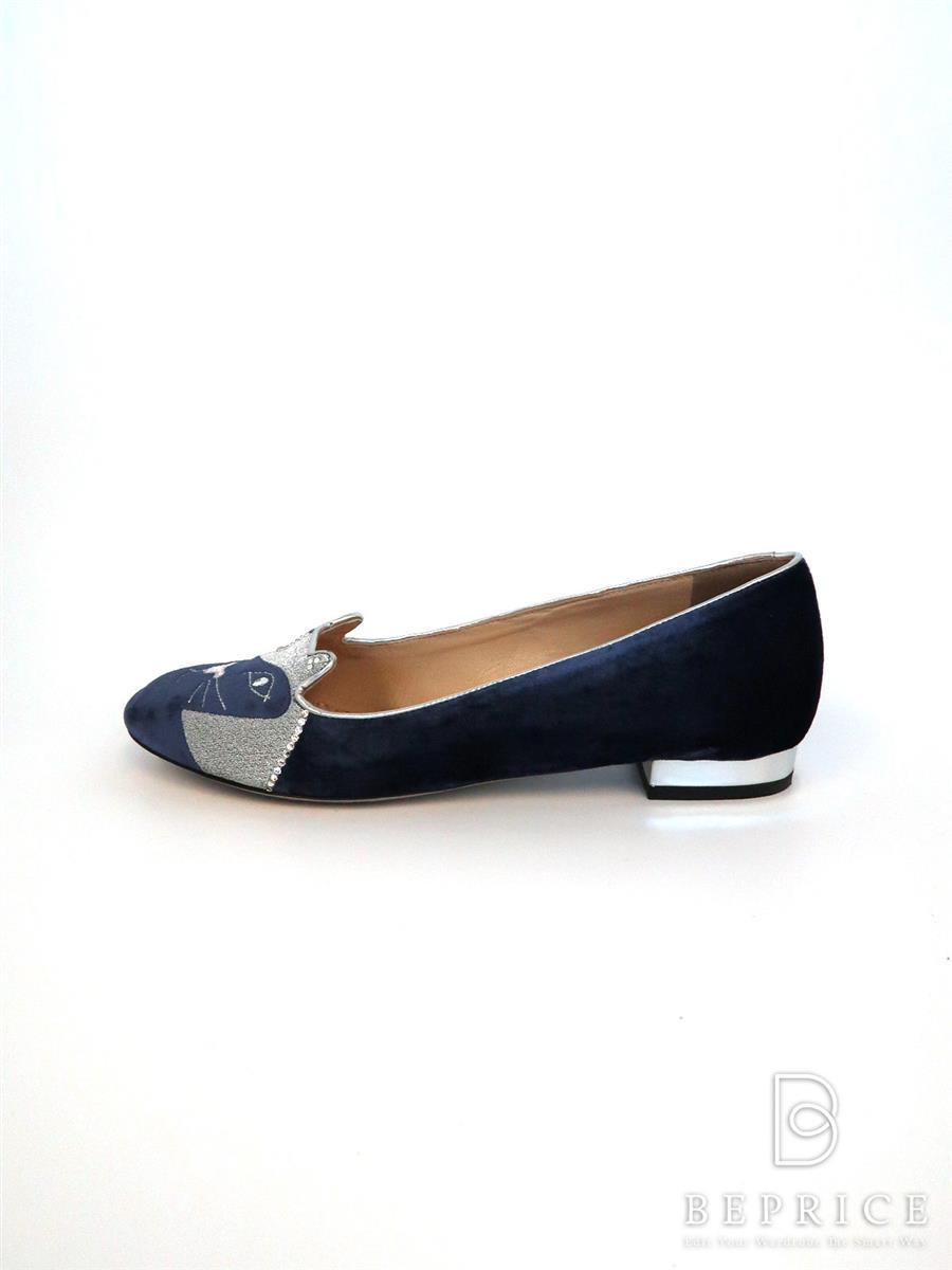シャーロットオリンピア CHARLOTTE OLYMPIA シャーロットオリンピア 靴 パンプス ELVIS